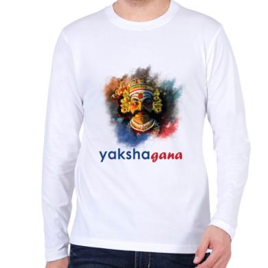 Yakshagana - Full Sleeve T-Shirt - Men's
