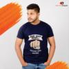 Hodi Jaap Bisadi Kundapra Bhashi Matadi Men's T-Shirt