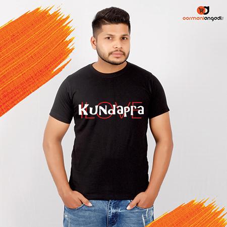 I Love Kundapra Men's T-Shirt