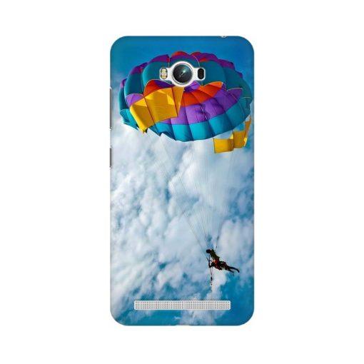 Parachute Ride - Phone Case