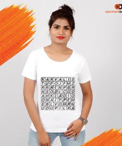 Kundapra Sudoku Women's T-Shirt