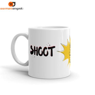Shoot Madkaa - Coffee Mug
