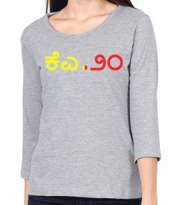 KA 20 Women's Full Sleeve T-Shirt