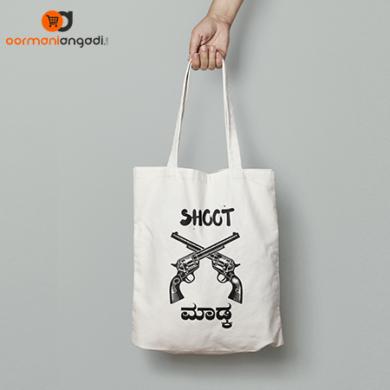 Shoot Madkaa Part-2 Tote Bag
