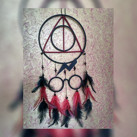 Harry Potter Wall Hanging