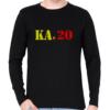 KA 20 Men's Full Sleeve T-Shirt - English