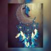 Twinkle Star Moon Dreamcatcher