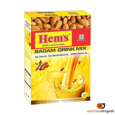 Hem's Badam Drink Milk Mix
