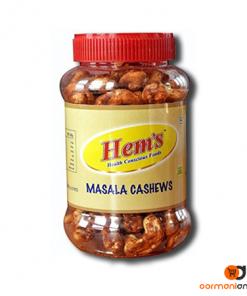 Hem's Chilli Flavor Masala Cashew