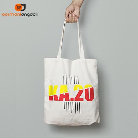 KA 20 Tote Bag – English