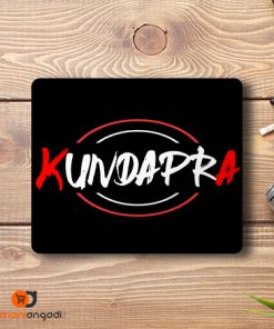 Kundapura Mouse Pad - English