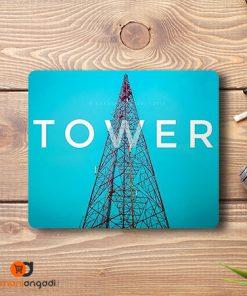 Kundapura BSNL Tower Mouse Pad