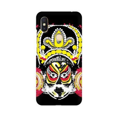 Mahishasura Abstract Phone Case