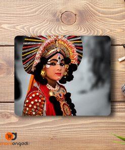Yakshagana Artist Mouse Pad