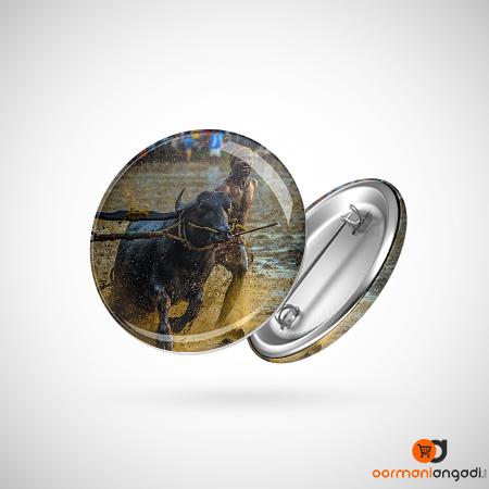 Kambala Button Badge - 2