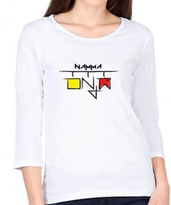 Namma Kannada Women's Full Sleeve T-Shirt