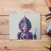 Yakshagana Abstract Mouse Pad