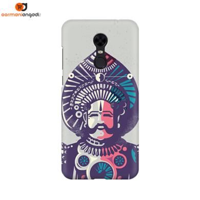 Yakshagana Abstract Phone Case