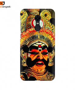 Yakshagana Look Phone Case