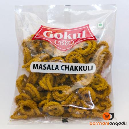 Masala Flavoured Baby Chakkuli (Muruku) | Gokul Fruits