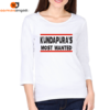 Kundapura's Most Wanted Women's Full Sleeve T-Shirt