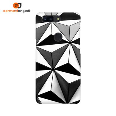 Black And White Diamond Phone Case