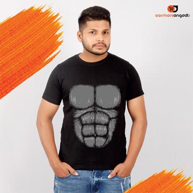 Gorilla Abs Men's T-Shirt