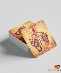 Kambala Coaster
