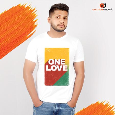 One Love Men's T-Shirt