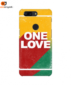 One Love Phone Case