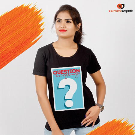 Question Everything ? Women's T-Shirt