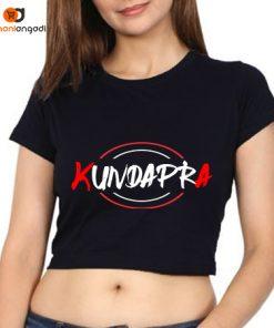 Kundapra Crop Tops - English