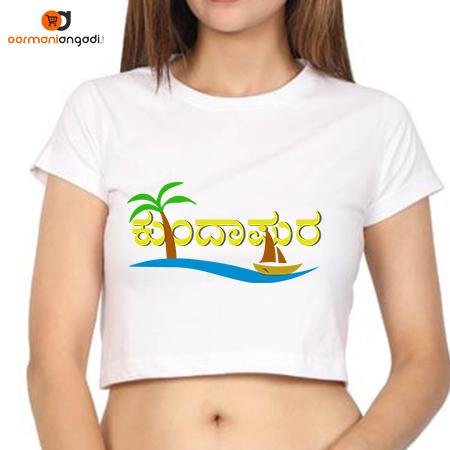 Kundapura Crop Tops