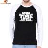 Apna Time Aayega Raglan T-Shirt - Men's