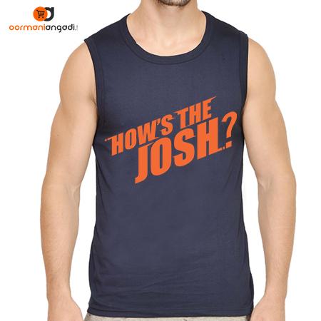 How's The Josh Gym Vest
