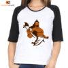 Parashurama Raglan T-Shirt – Women's
