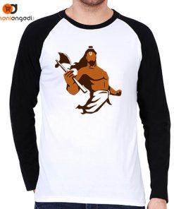 Parashurama Raglan T-Shirt - Men's