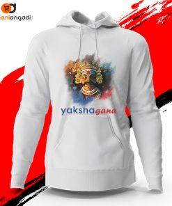 Yakshagana Unisex Hoodies