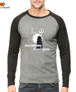 Incredible Kundapura Men's Raglan T-Shirt